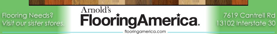 Arnold's Flooring America - 7619 Cantrell Road 13102 Interstate 30